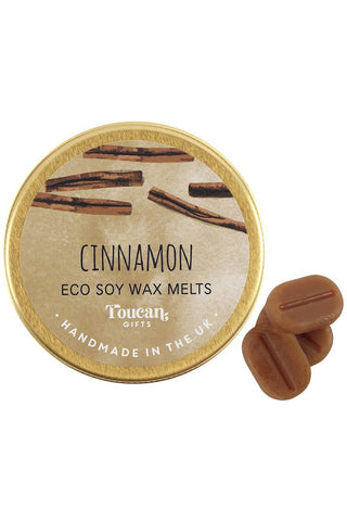 Toucan Gifts Cinnamon Eco Soy Wax Melts | Angel Clothing