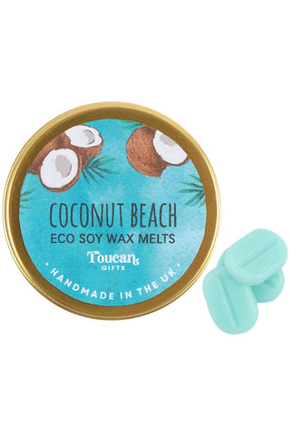 Busy Bee Coconut Beach Eco Soy Wax Melts | Angel Clothing