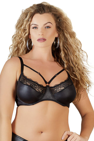 Cottelli Curves Bra | Angel Clothing