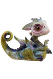 Cute Green Baby Dragon A | Angel Clothing