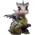 Cute Green Baby Dragon 12.5cm | Angel Clothing