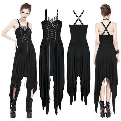 Dark In Love Annie Dress | Angel Clothing