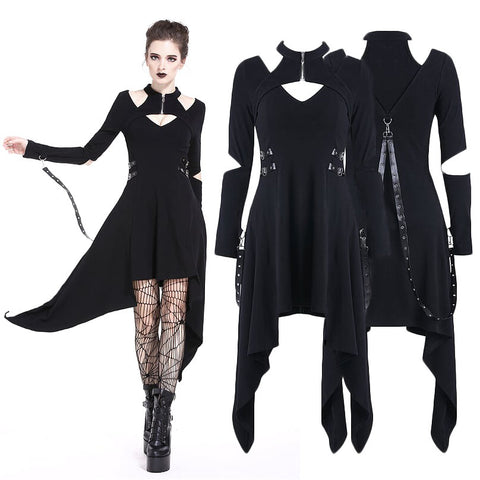 Dark In Love Aura Dress | Angel Clothing