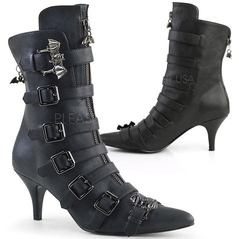 Demonia FURY-110 Boots | Angel Clothing