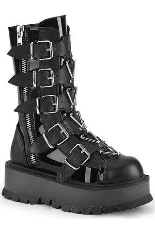 Demonia Slacker 160 Boots | Angel Clothing