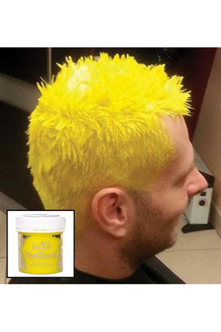 Directions Fluorescent Yellow (Glow) Hair Dye | Angel Clothing