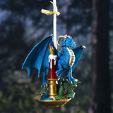 Dragon Candle Hanging Ornament | Angel Clothing