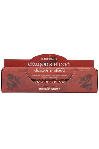 Elements Dragon's Blood Incense Sticks | Angel Clothing