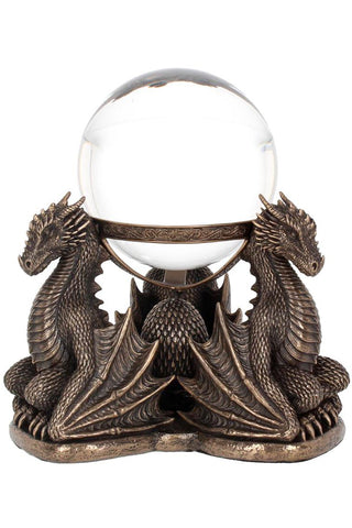 Dragons Prophecy Crystal Ball Holder | Angel Clothing
