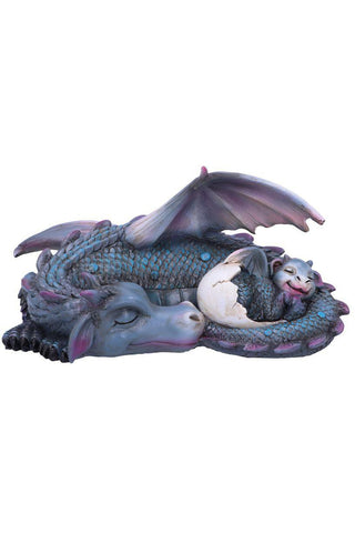 Dream a Little Dream Dragons Blue | Angel Clothing