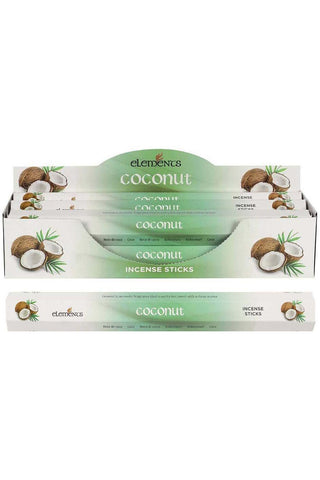Elements Coconut Incense Sticks | Angel Clothing