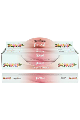 Elements Floral Incense Sticks | Angel Clothing