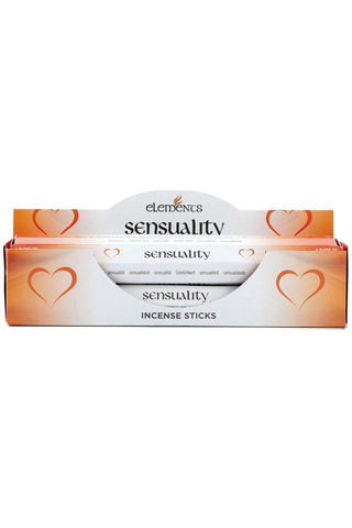 Elements Sensuality Incense Sticks | Angel Clothing