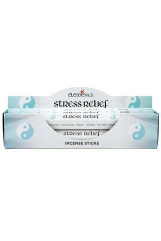 Elements Stress Relief Incense Sticks | Angel Clothing