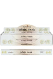Elements White Musk Incense Sticks | Angel Clothing