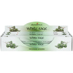 Elements White Sage Incense Sticks | Angel Clothing