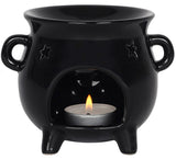 Cauldron Oil Burner | Angel Clothing
