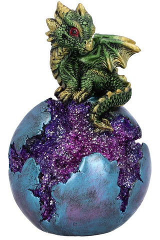 PRE-ORDER Geode Guard Dragon Green