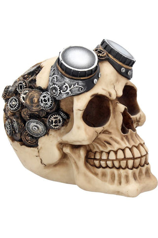 Goggles Steampunk Skull | Angel Clothing