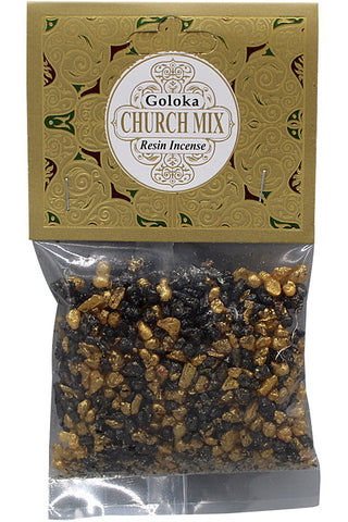 Goloka Church Mix Resin Incense | Angel Clothing