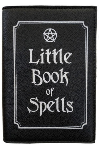 GothX Little Book of Spells Book Bag | Angel Clothing