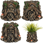 Green Man Plant Pot | Angel Clothing