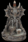 Grey Dragon Backflow Incense Burner | Angel Clothing
