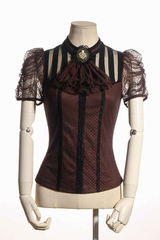 RQBL Melisandre Blouse | Angel Clothing