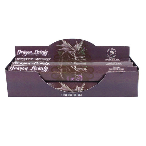 Anne Stokes Dragon Beauty Incense Sticks | Angel Clothing