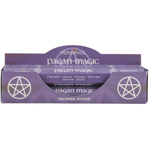 Elements Pagan Magic Incense Sticks | Angel Clothing