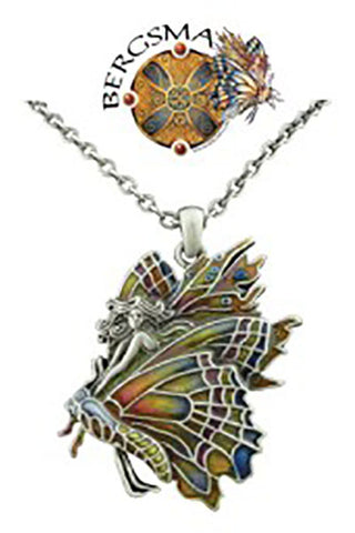 Jody Bergsma Chrysalis Fairy Necklace | Angel Clothing