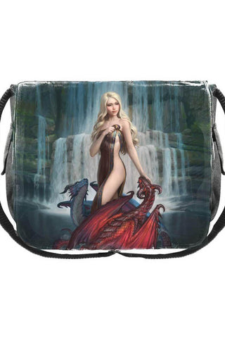 James Ryman Dragon Bathers Messenger Bag | Angel Clothing