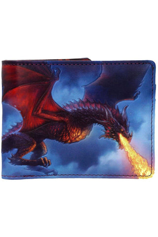 James Ryman Fire From The Sky Wallet | Angel Clothing