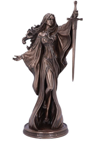 James Ryman Lady of the Lake Bronze | Angel Clothing