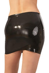LATE-X Latex Mini Skirt | Angel Clothing