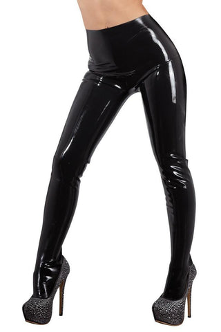 LATE-X Latex Tights | Angel Clothing