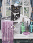 Lisa Parker Bath Time Picture | Angel Clothing