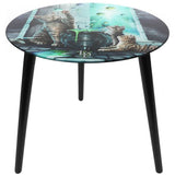 Lisa Parker Hubble Bubble Glass Table | Angel Clothing