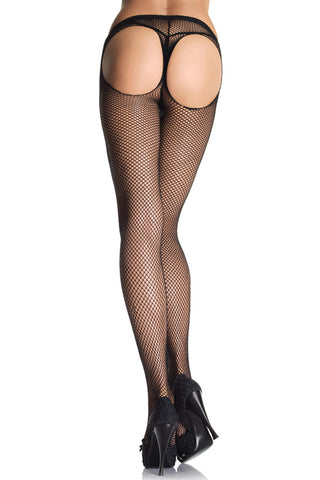 Leg Avenue Thong Back Pantyhose | Angel Clothing
