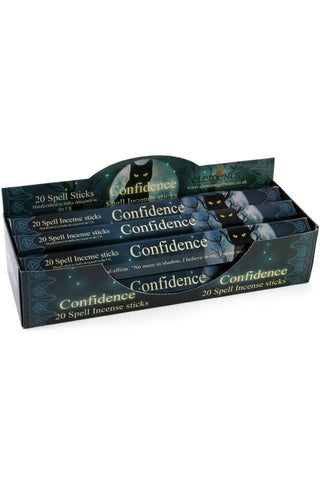 Lisa Parker Confidence Spell Incense Sticks | Angel Clothing
