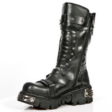 New Rock Toberas Boots with Reactor Sole M.1020-S2 | Angel Clothing