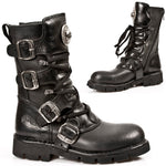 New Rock Comfort Boots. Light Weight. M.1473 S1 | Angel Clothing