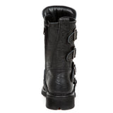 New Rock Vintage Flower Comfort Light Boots M.1473-S43 | Angel Clothing