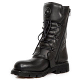 New Rock Black Comfort Light Boots M.1473-S49 | Angel Clothing