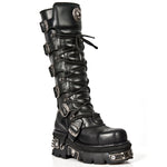 New Rock Steel Toe Capped Boots M.272MT-S1 | Angel Clothing