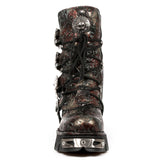 New Rock Vintage Flower Reactor Boots M.391-S26 | Angel Clothing