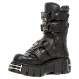 New Rock Velcro Tower Boots M.422-S1 | Angel Clothing