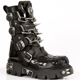 New Rock 727 S1 Boots | Angel Clothing