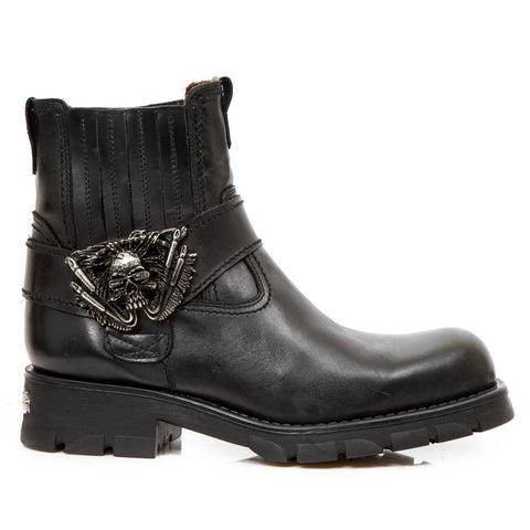 New Rock Ankle Boots M.7633-S1 | Angel Clothing