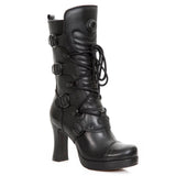 New Rock All Black Boots M.GOTH5815-S2 | Angel Clothing